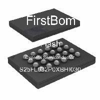 S25FL032P0XBHI030 - Cypress Semiconductor