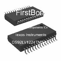 DS92LV1224TMSAX - Texas Instruments