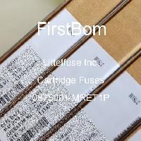 0875001.MRET1P - Littelfuse Inc - 카트리지 퓨즈