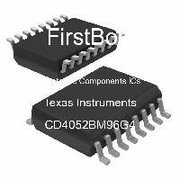 CD4052BM96G4 - Texas Instruments