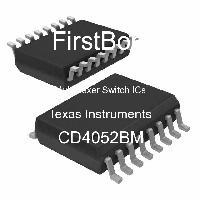 CD4052BM - Texas Instruments
