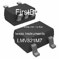 LMV821M7 - Texas Instruments