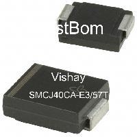 SMCJ40CA-E3/57T - Vishay Intertechnologies