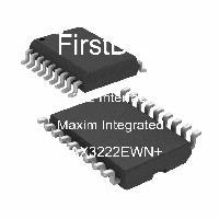 MAX3222EWN+ - Maxim Integrated Products