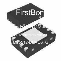 M95512-DFMC6TG - STMicroelectronics