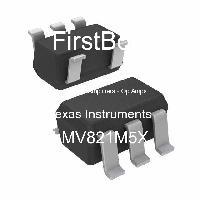 LMV821M5X - Texas Instruments