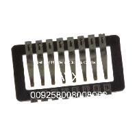 009258008008062 - AVX Corporation - 배터리 홀더, 클립 및 접점