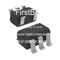 TPS3126E18DBVR - Texas Instruments