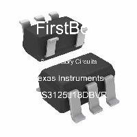 TPS3125J18DBVR - Texas Instruments