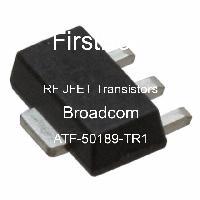 ATF-50189-TR1 - Broadcom Limited - RF JFET 트랜지스터