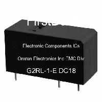 G2RL-1-E DC18 - OMRON Corporation