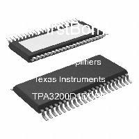 TPA3200D1DCPR - Texas Instruments