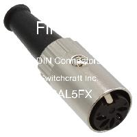06AL5FX - Switchcraft Inc. - DIN 커넥터