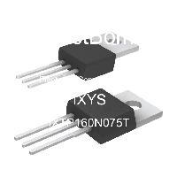 IXTP160N075T - IXYS Corporation