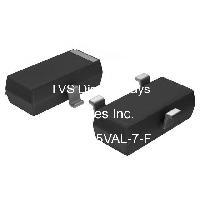 MMBZ15VAL-7-F - Zetex / Diodes Inc