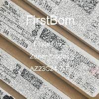AZ23C24-7-F - Zetex / Diodes Inc - 제너 다이오드