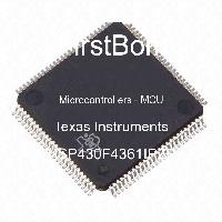 MSP430F4361IPZR - Texas Instruments
