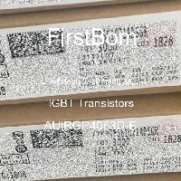 AUIRGP4063D-E - Infineon Technologies - IGBT 트랜지스터