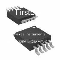 ADC122S625CIMM/NOPB - Texas Instruments
