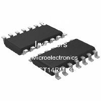M74HCT14RM13TR - STMicroelectronics