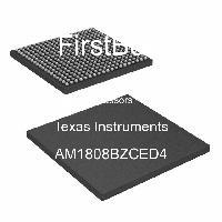 AM1808BZCED4 - Texas Instruments