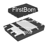 AON6938 - Alpha & Omega Semiconductor - 전자 부품 IC