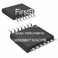LM6588MTX/NOPB - Texas Instruments