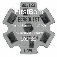 803123 - The Bergquist Company - 열 기판-MCPCB