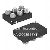 MAX9028EBT+T - Maxim Integrated Products