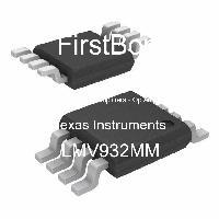 LMV932MM - Texas Instruments