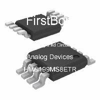 HMC199MS8ETR - Analog Devices Inc - RF 집적 회로