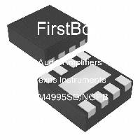 LM4995SD/NOPB - Texas Instruments