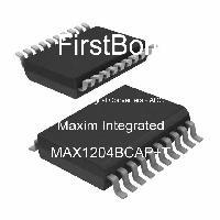 MAX1204BCAP+T - Maxim Integrated Products