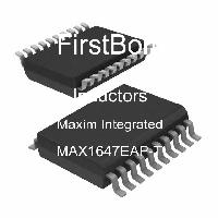 MAX1647EAP-T - Maxim Integrated Products
