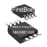 MAX861IUA - Maxim Integrated Products