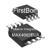 MAX4002EUA - Maxim Integrated Products