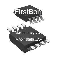 MAX4659EUA+ - Maxim Integrated Products