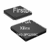 XCS40-3PQ208C - Xilinx