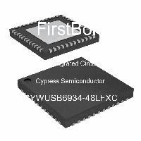 CYWUSB6934-48LFXC - Cypress Semiconductor