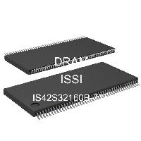 IS42S32160B-7TL - ISSI, Integrated Silicon Solution Inc