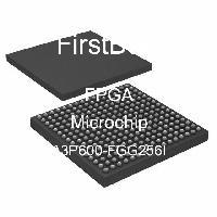 A3P600-FGG256I - Microsemi Corporation