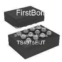 TS4975EIJT - STMicroelectronics - 전자 부품 IC