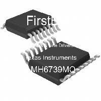LMH6739MQ - Texas Instruments - 버퍼 및 라인 드라이버
