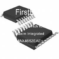 MAX4662EAE+ - Maxim Integrated Products