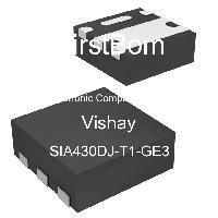 SIA430DJ-T1-GE3 - Vishay Siliconix - 전자 부품 IC