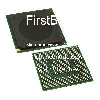 MPC8377VRAJFA - NXP Semiconductors