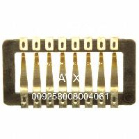 009258008004061 - AVX Corporation - 배터리 홀더, 클립 및 접점