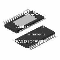 TPA3137D2PWPR - Texas Instruments
