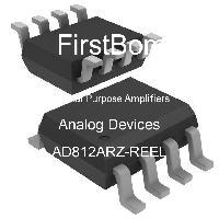 AD812ARZ-REEL - Analog Devices Inc