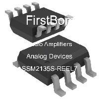 SSM2135S-REEL7 - Analog Devices Inc - 오디오 증폭기